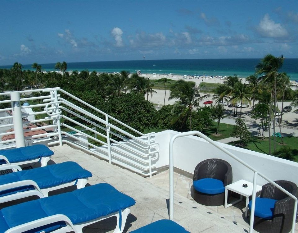 Balcony Beach Classic sky leisure swimming pool chair property caribbean Resort Villa dock marina Deck overlooking shore sandy