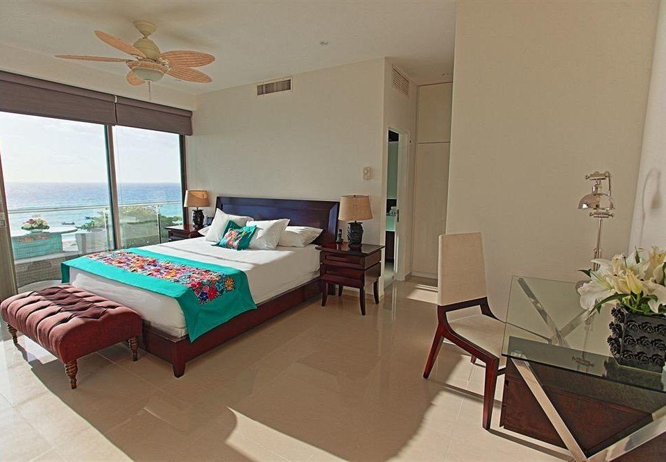 Balcony Beachfront Bedroom Elegant Luxury Scenic views Suite property Villa cottage