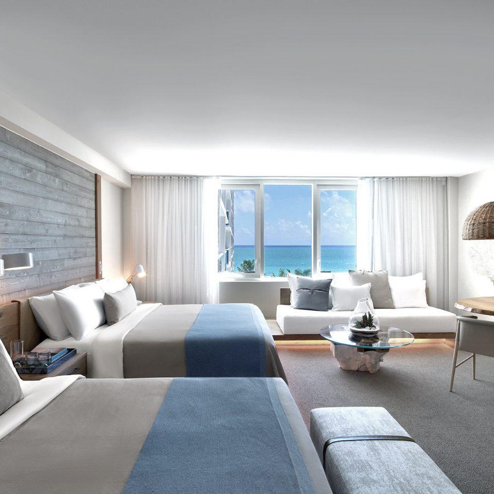 Balcony Beachfront Bedroom Hotels Luxury Romantic Suite Trip Ideas property living room condominium home Villa cottage Modern
