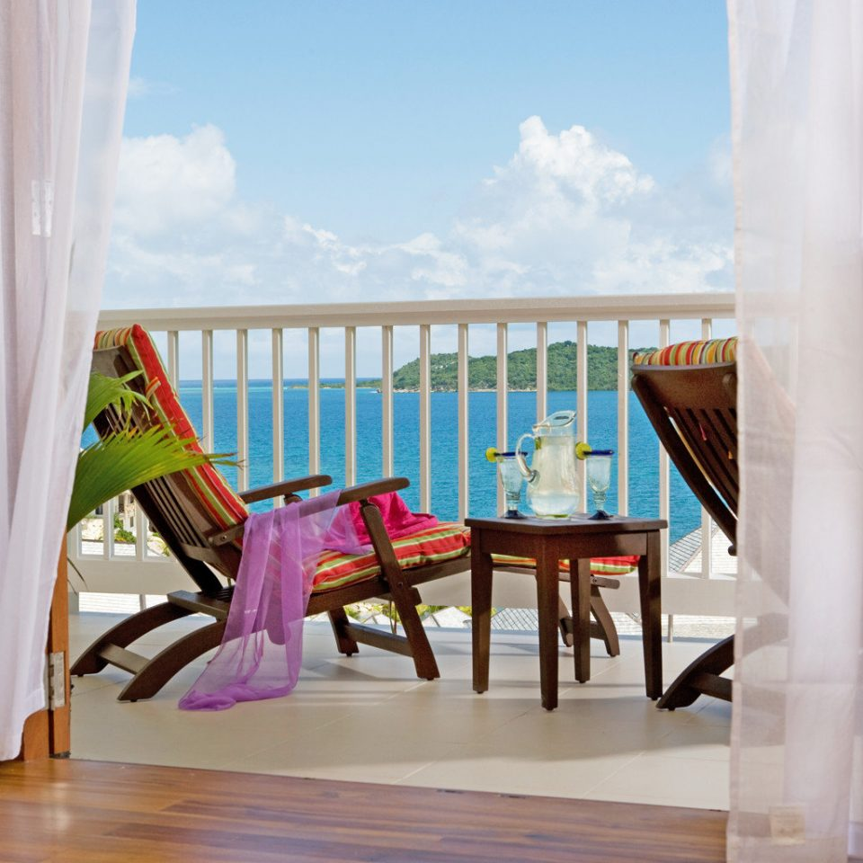 Balcony Beachfront Classic Deck Resort color property curtain house home living room Villa Suite cottage
