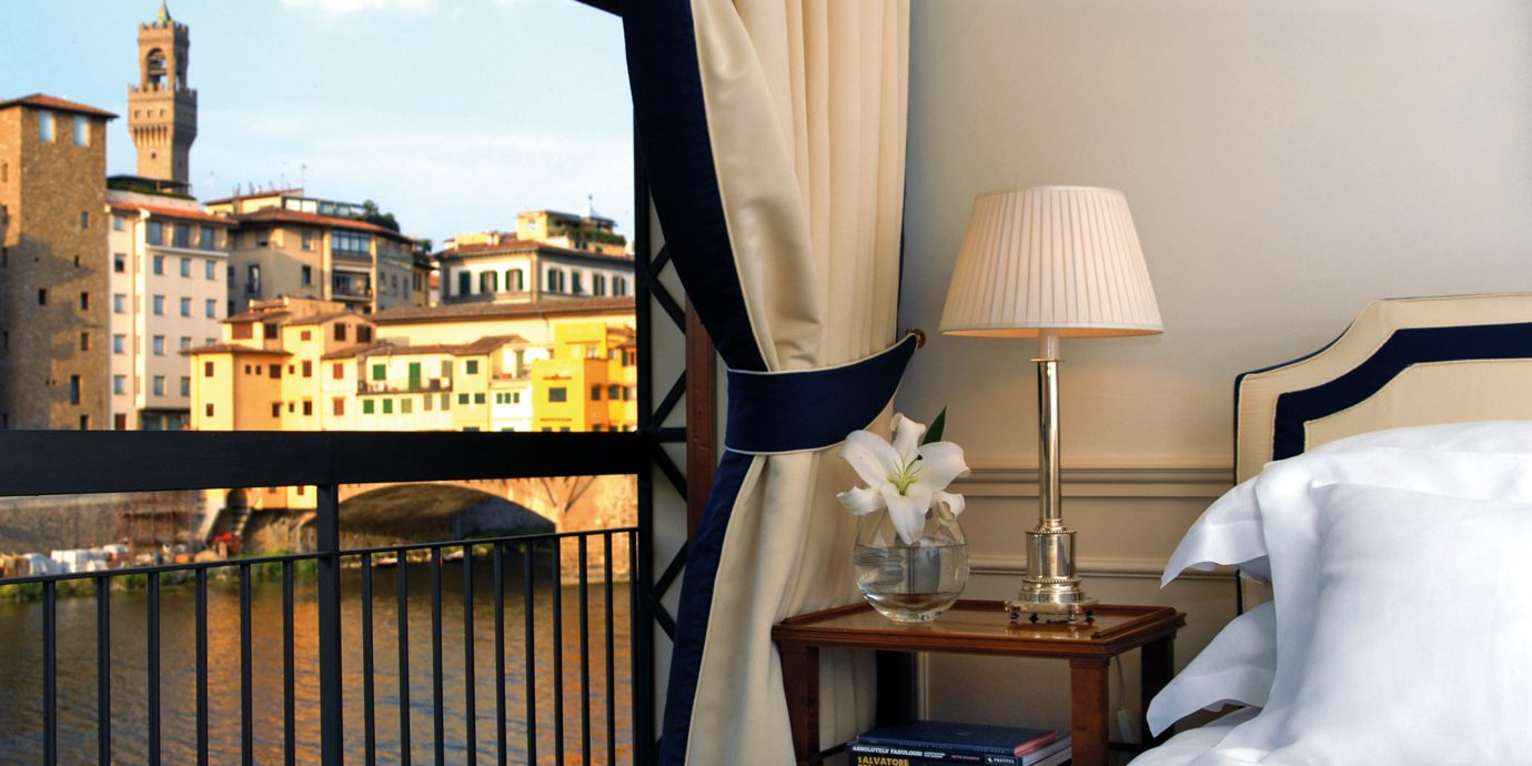 Balcony Bedroom City Florence Hotels Italy Modern River Scenic views Waterfront house home cottage