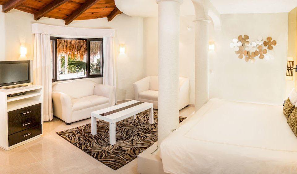 Balcony Bedroom Elegant Hip Luxury Modern Suite property living room home white Villa mansion cottage