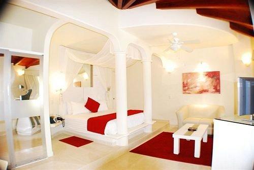 Balcony Bedroom Elegant Hip Luxury Modern Suite property living room Villa Resort