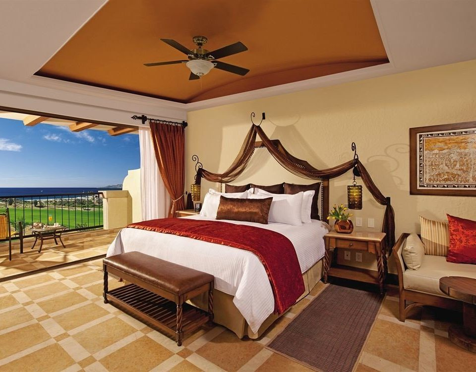 Balcony Elegant Lounge Luxury Romantic Scenic views property Bedroom Suite Resort Villa cottage