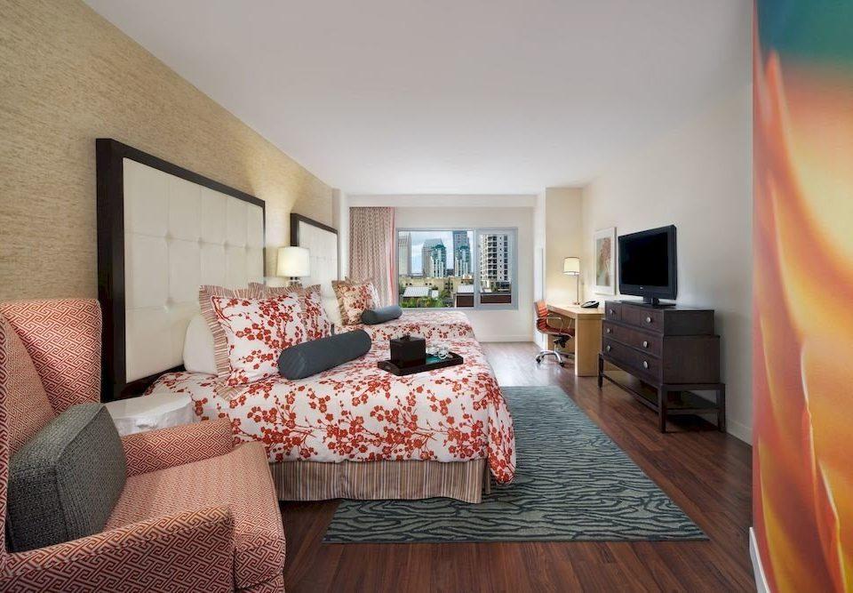 Balcony Elegant Scenic views Suite sofa property Bedroom living room home cottage