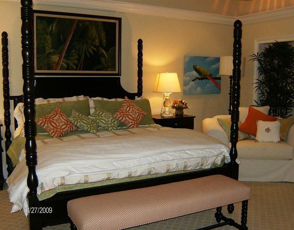 Balcony Bedroom Hip Suite property cottage living room bed frame Villa bed sheet