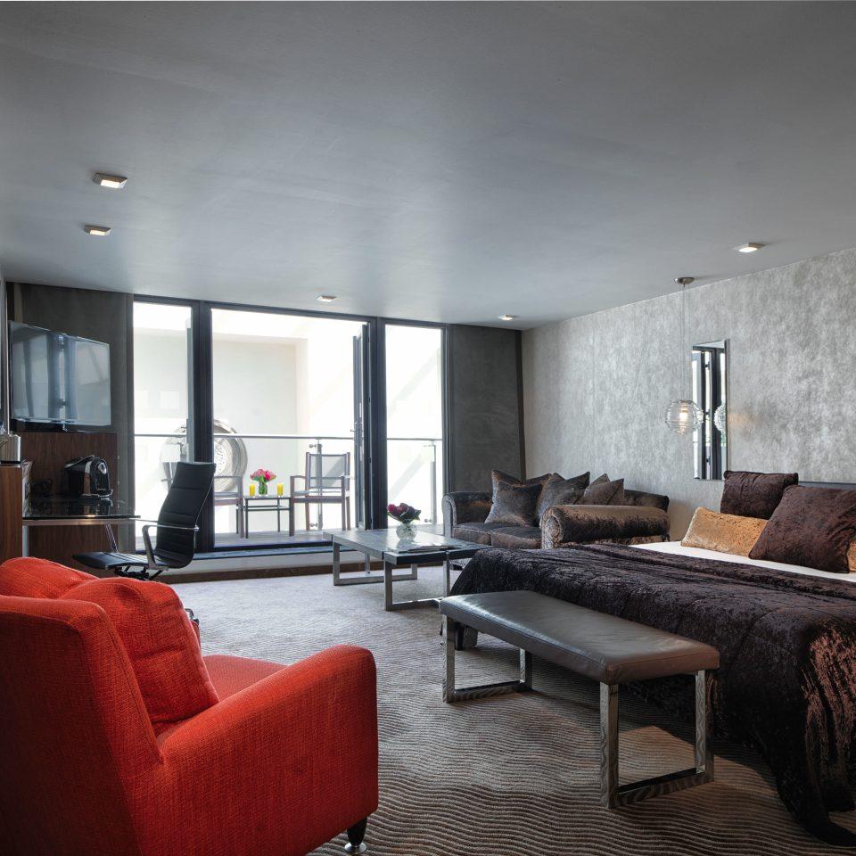 Balcony Bedroom Historic Luxury Suite Trip Ideas sofa property living room condominium home loft