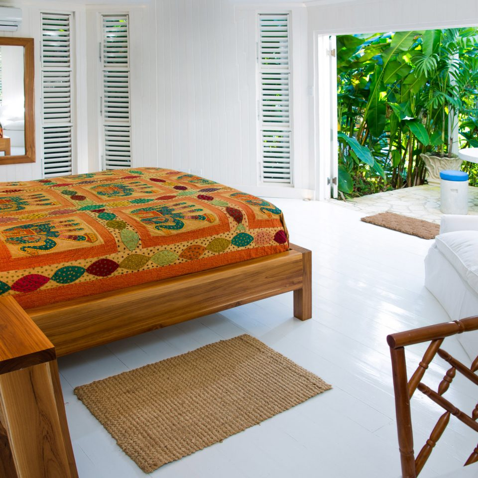 Balcony Bedroom Hotels Luxury Tropical bed sheet home living room cottage Suite