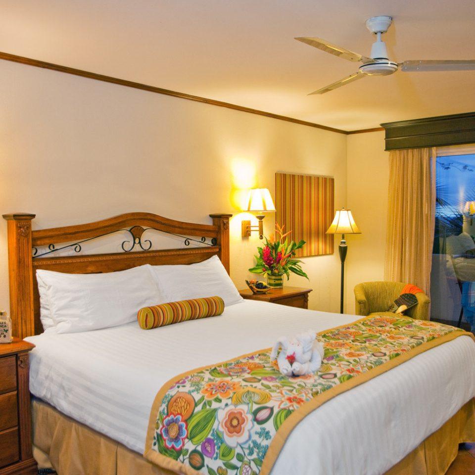 Balcony Bedroom Luxury Scenic views Suite property scene cottage Resort Villa