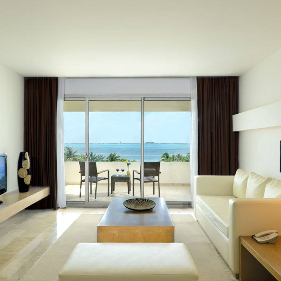 Balcony Modern Ocean Scenic views Waterfront property condominium living room Suite home Bedroom Villa flat