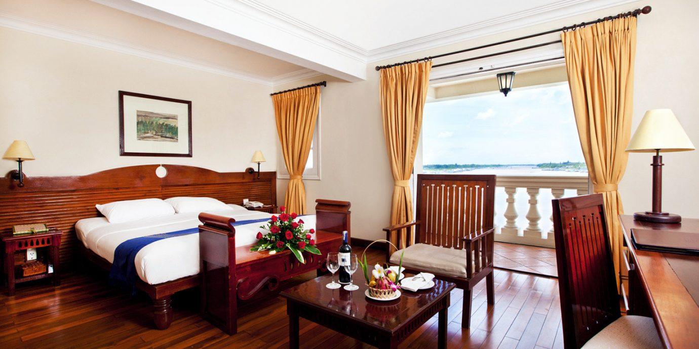 Balcony Bedroom Scenic views Tropical property Suite Resort nice cottage Villa flat