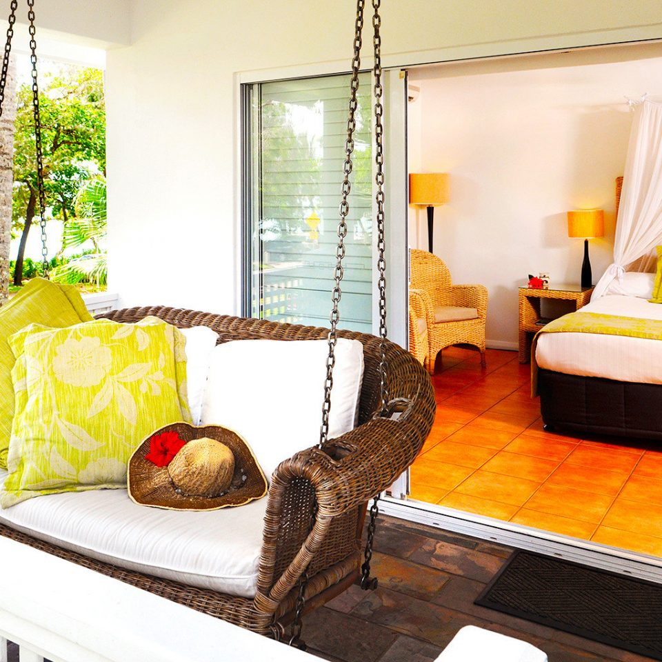 Balcony Bedroom Resort property living room home cottage Suite Villa