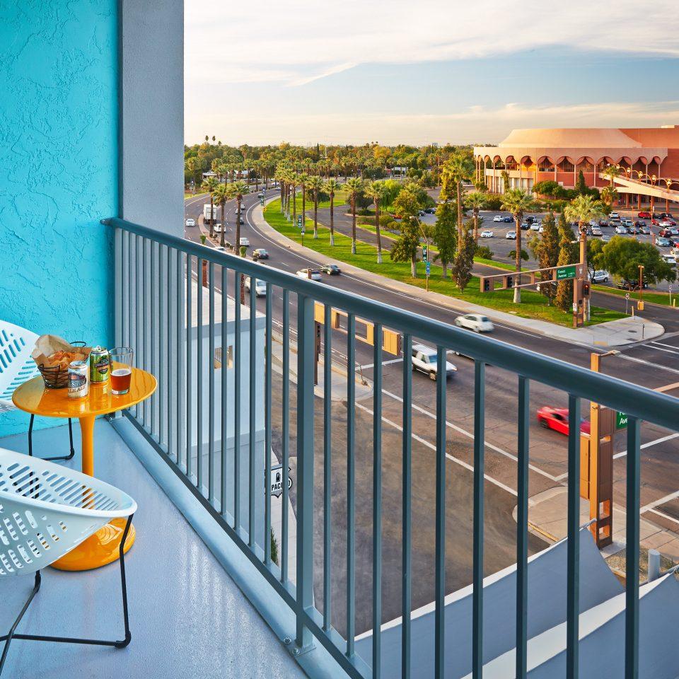 Balcony Budget Hip leisure metal railing Deck
