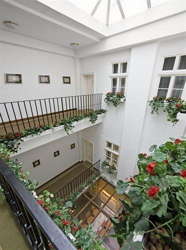 property building home Balcony condominium cottage plant