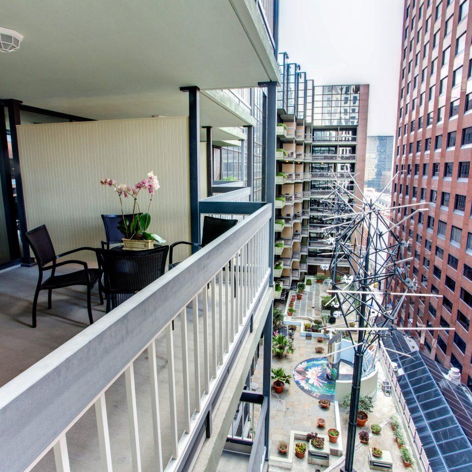 Balcony City Deck Resort Scenic views building condominium