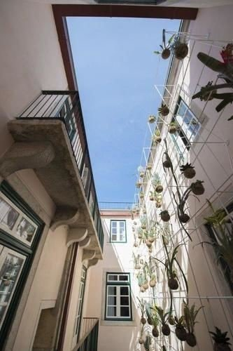 property condominium Balcony lighting