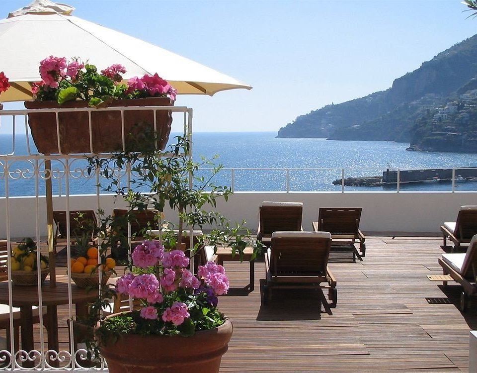 sky Resort Balcony flower cottage Deck set