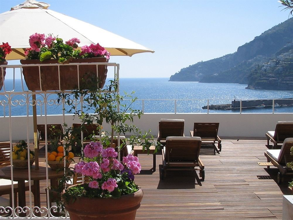 sky Resort Balcony flower cottage Deck set
