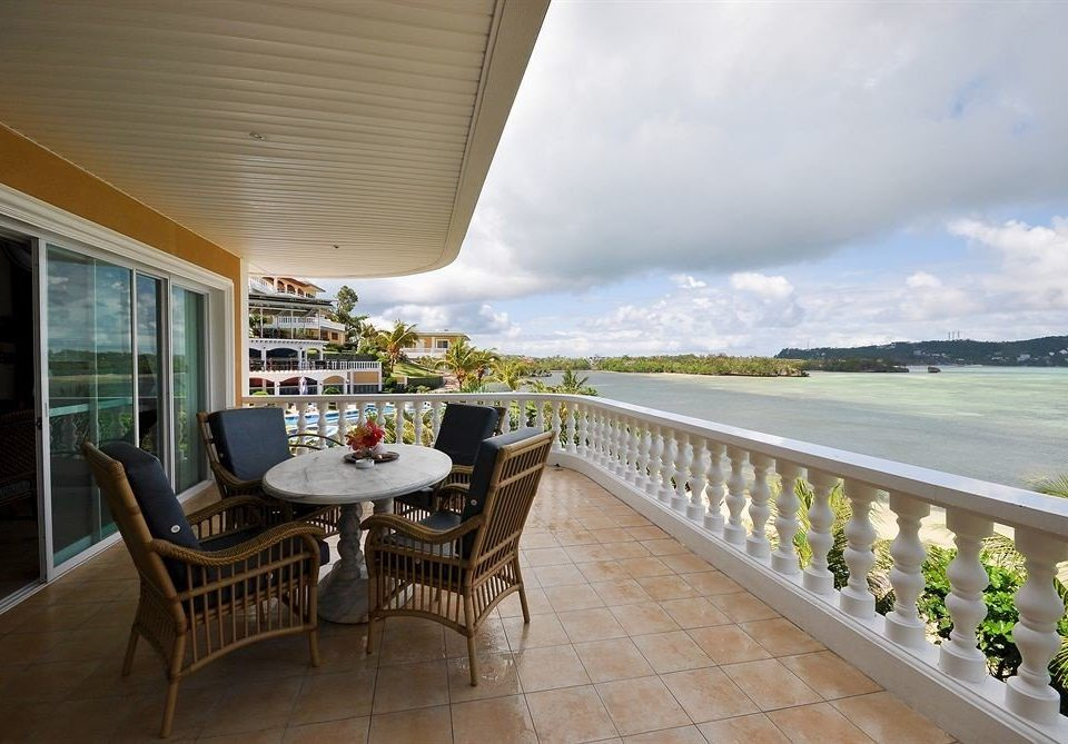 property house home porch Villa condominium Balcony Resort cottage Deck