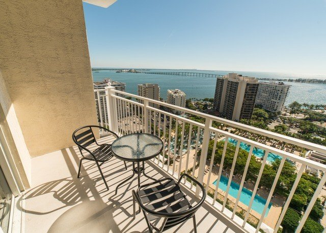 sky property chair condominium Balcony leisure Resort Villa mansion cottage Deck