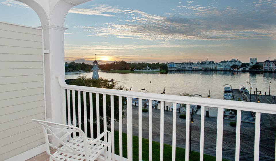 property white home Sea Balcony Deck