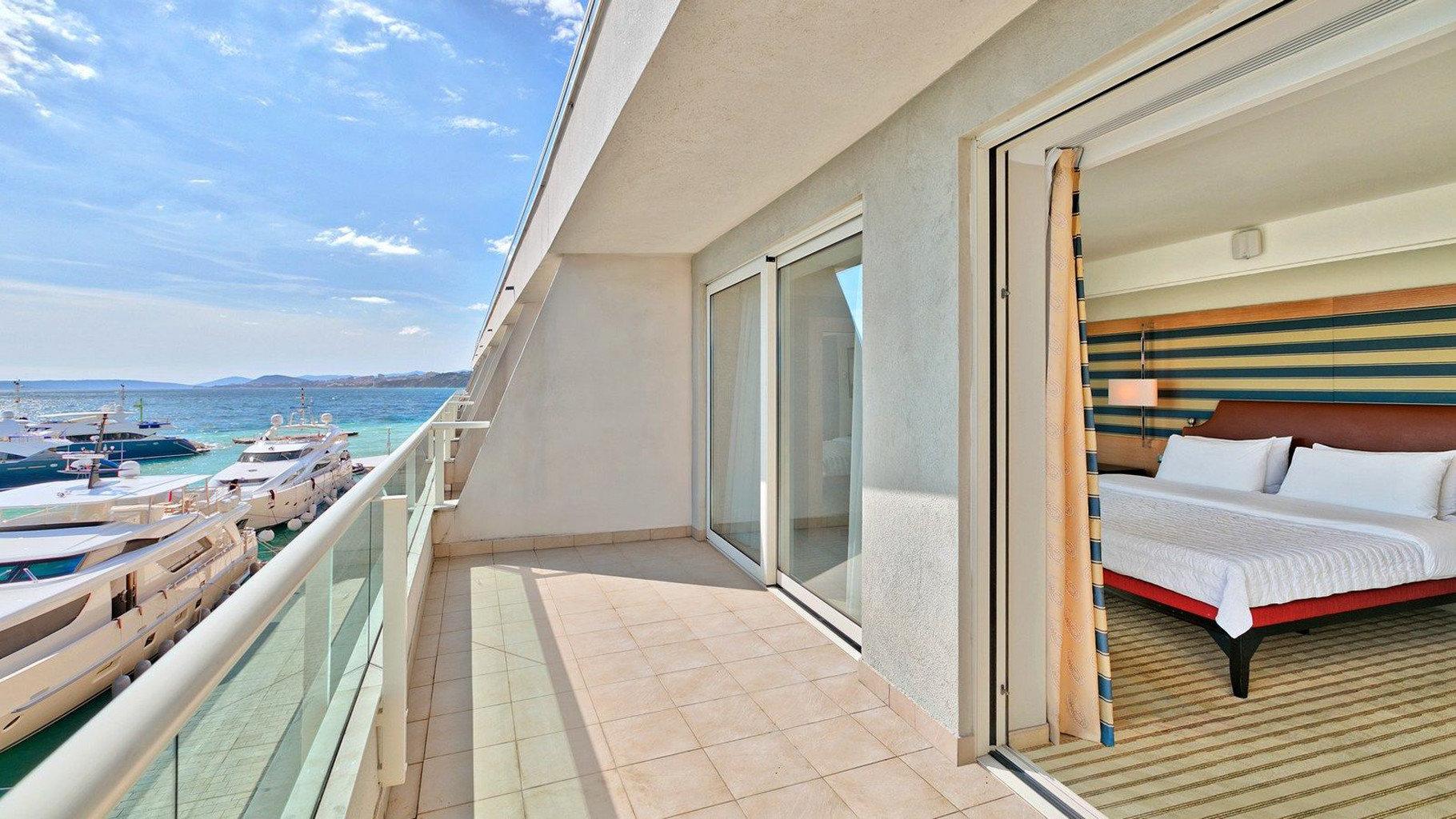 property building Villa yacht Balcony cottage Deck