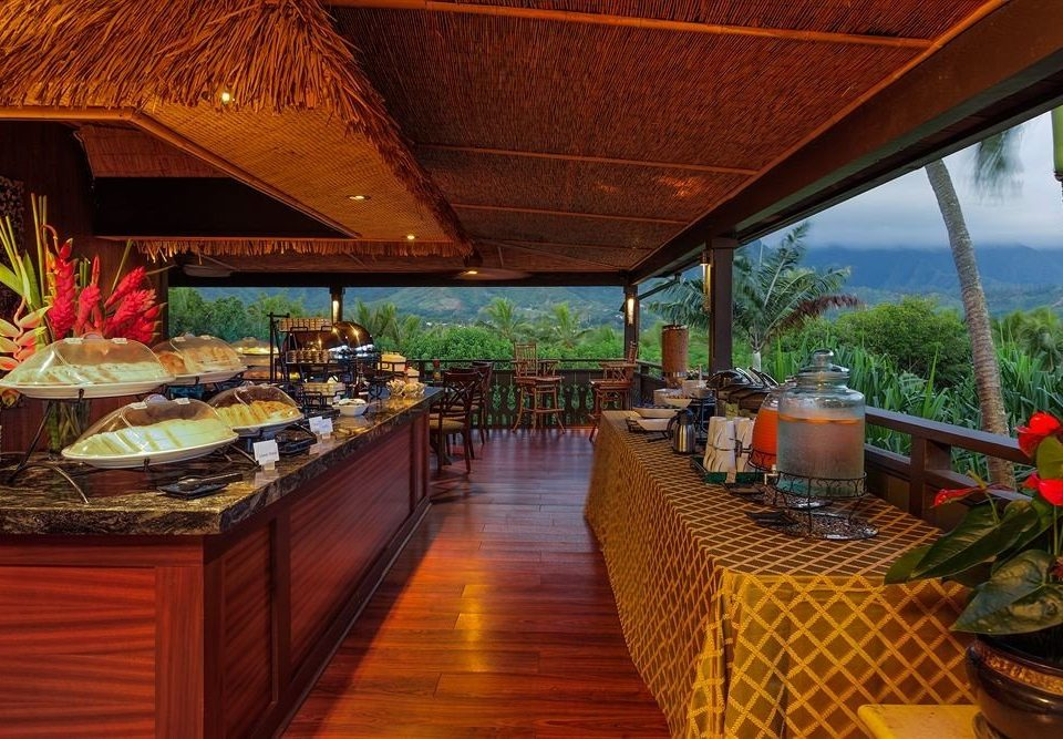 Balcony Dining Drink Eat Mountains Resort Scenic views property building restaurant eco hotel Villa