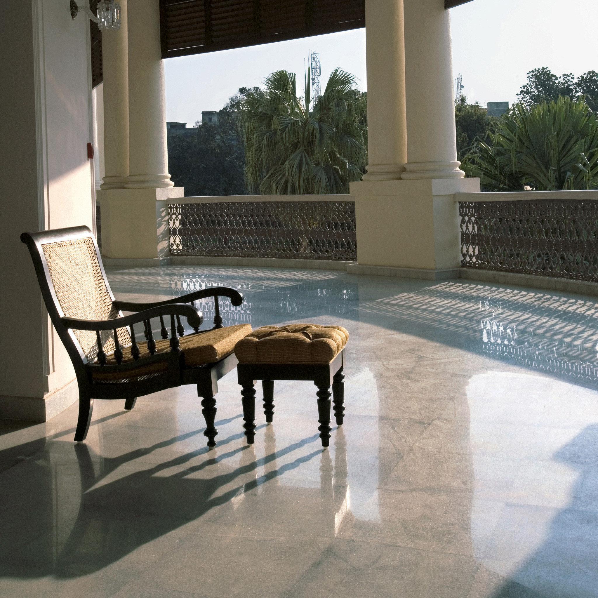 Balcony Elegant Lounge Luxury Resort Scenic views property building flooring home living room Villa colonnade