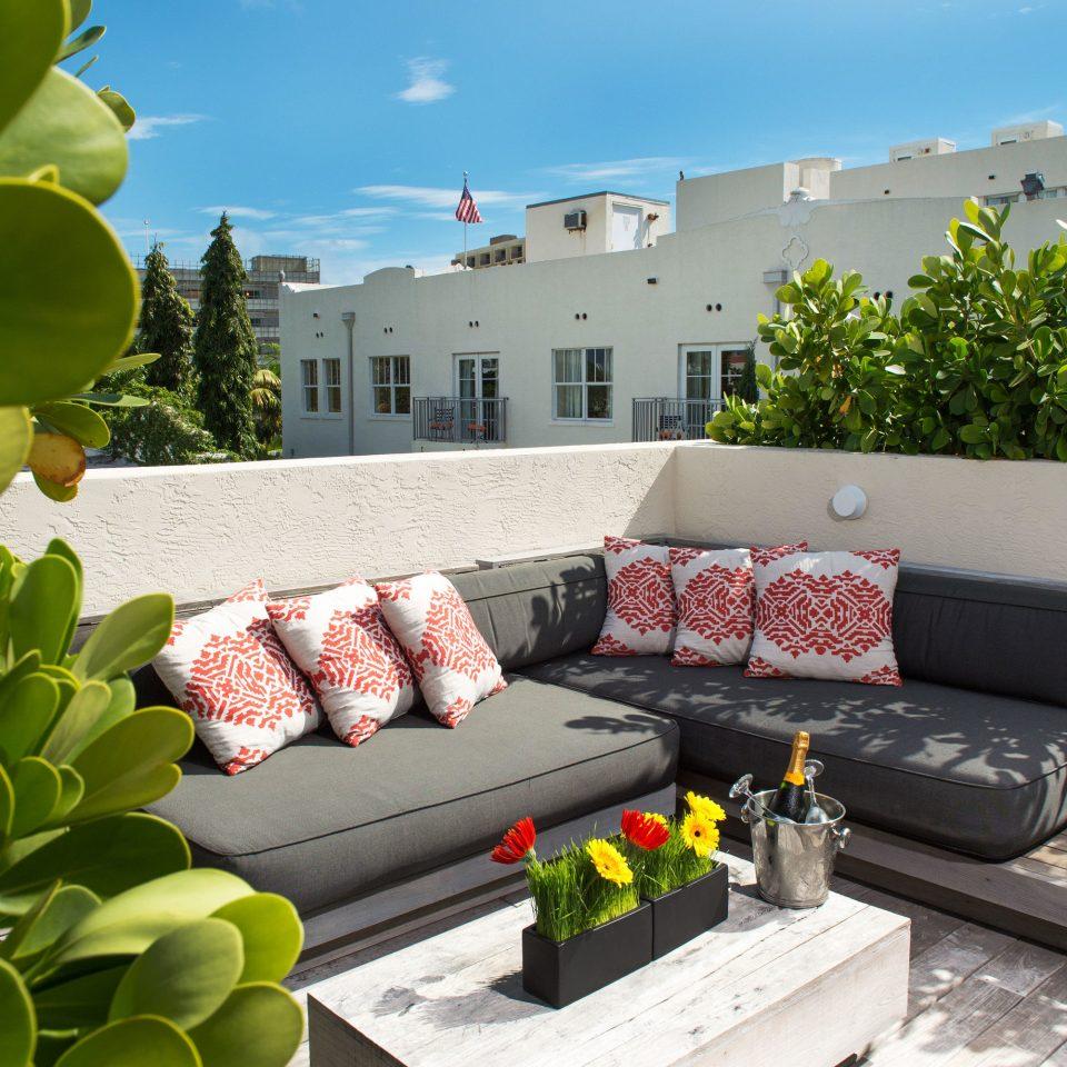 property home flower backyard Villa condominium Garden Balcony plant