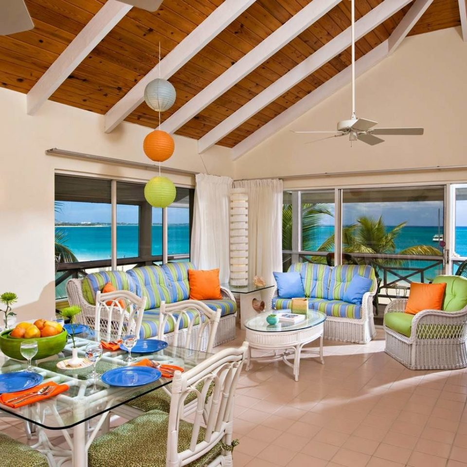 Balcony Lounge Luxury Modern Scenic views property Resort Villa cottage home farmhouse counter