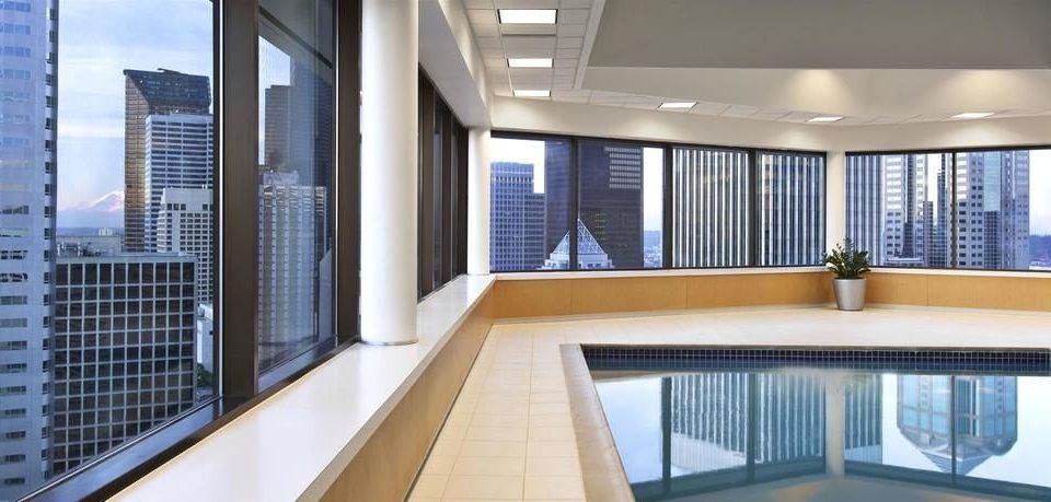 building condominium property yacht Balcony passenger ship home daylighting swimming pool Modern