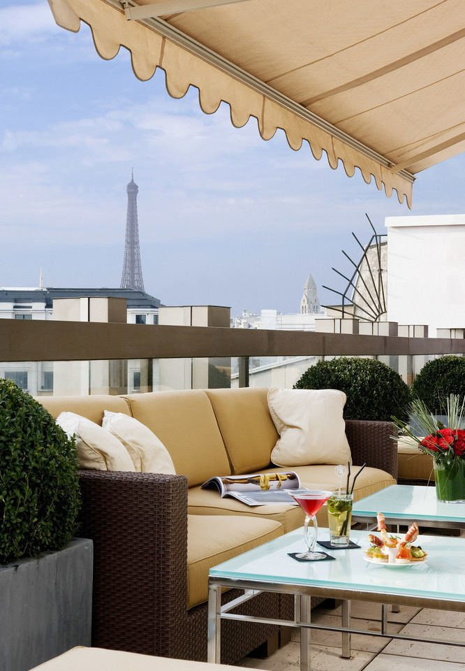 property home outdoor structure living room Villa porch Patio Balcony backyard