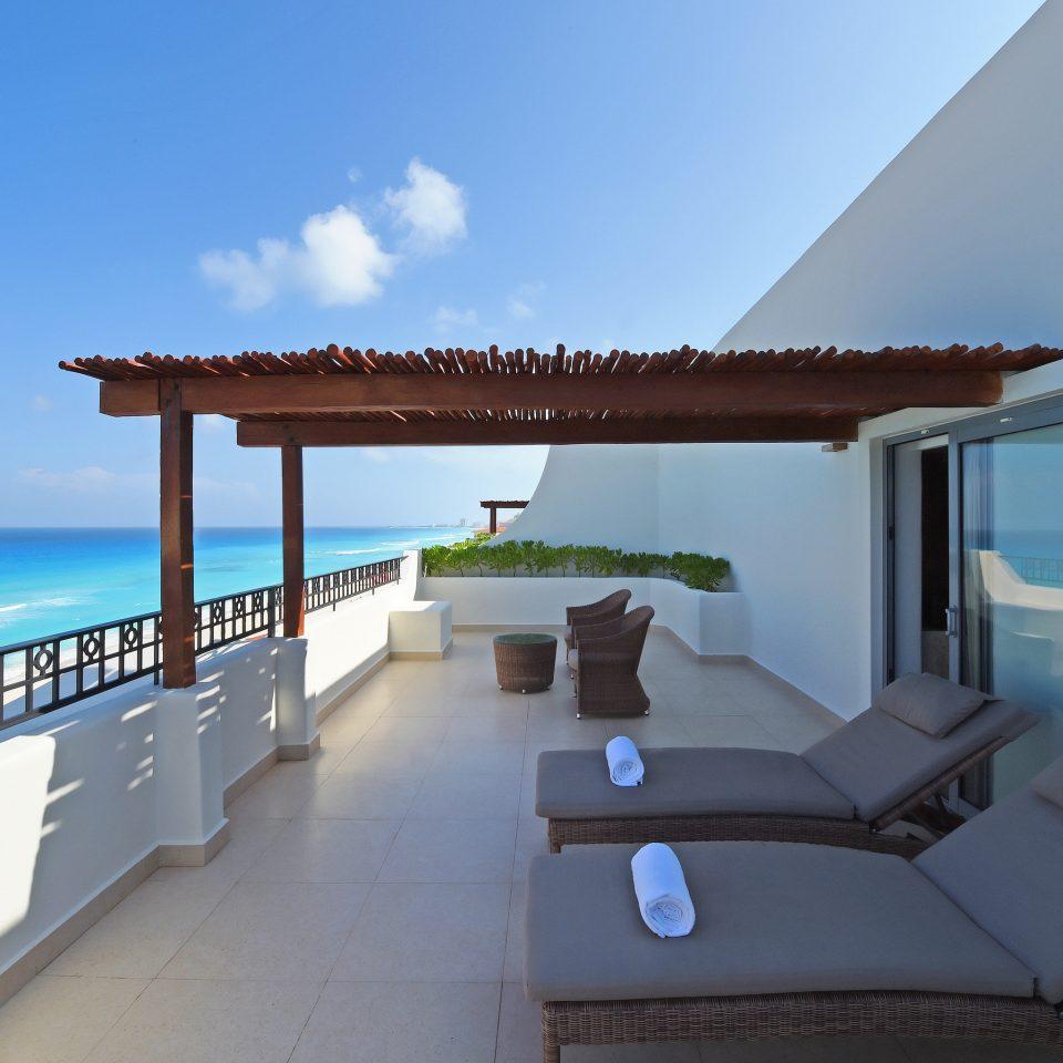 sky property Resort Sea Villa penthouse apartment condominium Balcony house