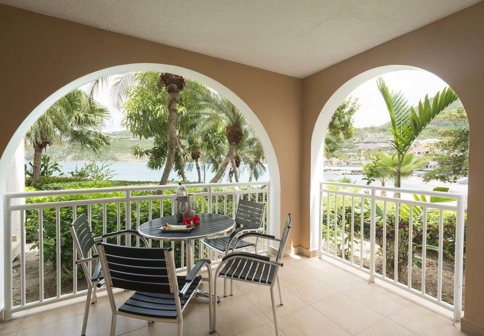 property building chair Villa home cottage porch hacienda Resort Balcony mansion arch farmhouse