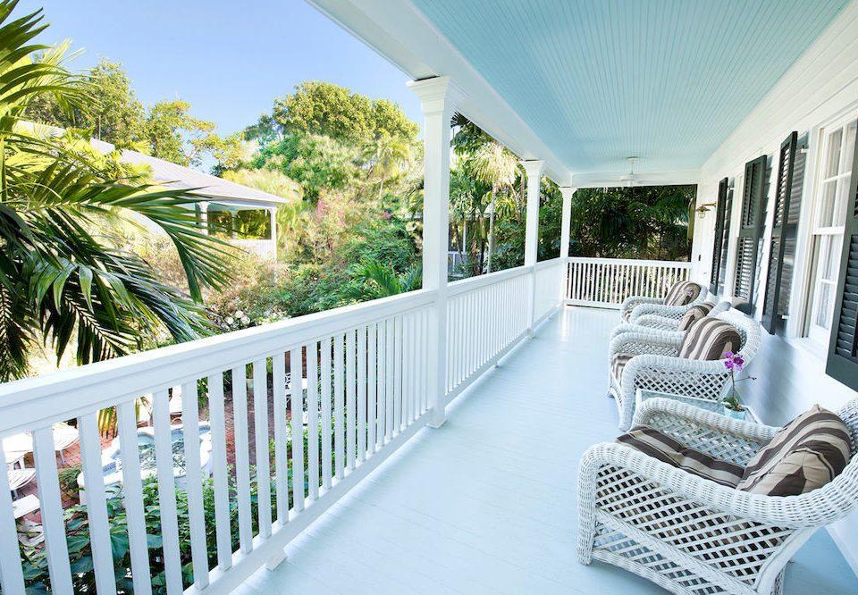 property porch home house Villa condominium Resort backyard cottage outdoor structure Balcony mansion