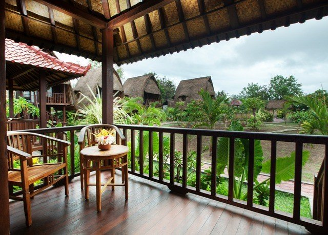 building property Resort wooden Villa hacienda porch outdoor structure eco hotel cottage condominium Balcony mansion