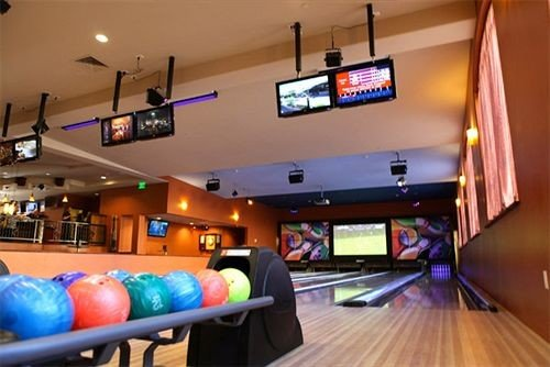 bowling ten pin bowling ball game recreation room sports billiard room individual sports