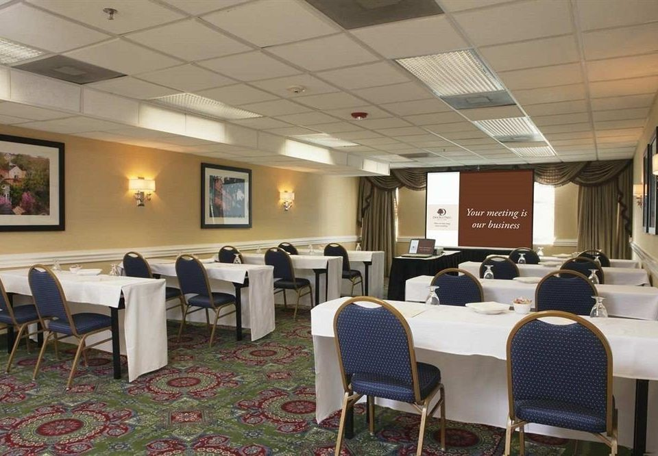 chair conference hall function hall restaurant convention center meeting banquet ballroom cafeteria