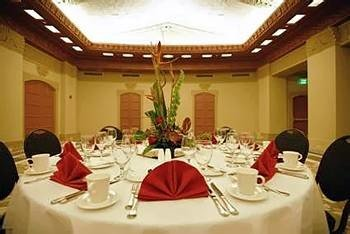 function hall banquet ceremony wedding conference hall restaurant ballroom dining table