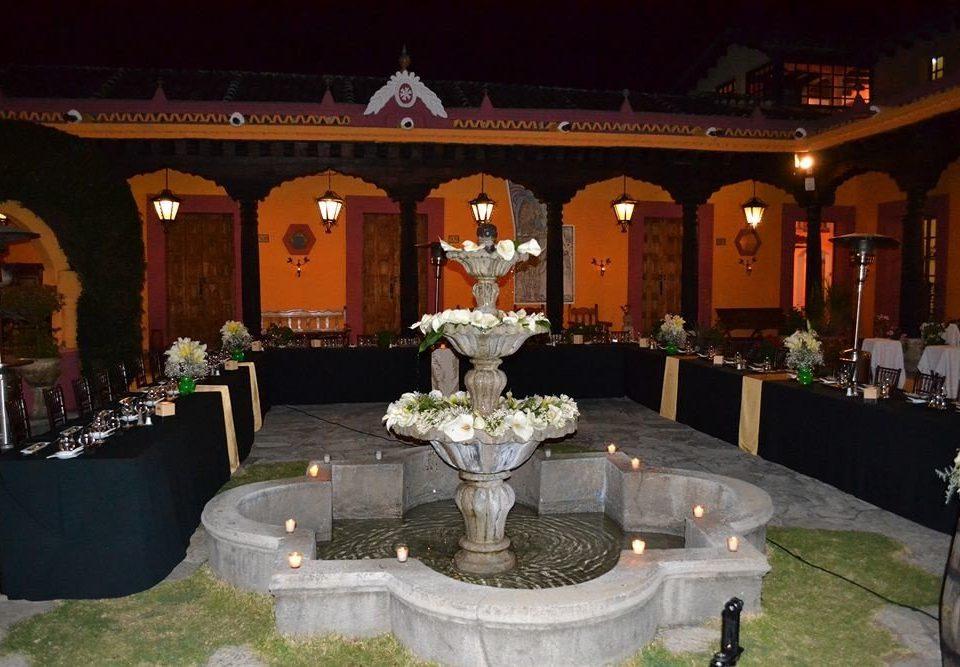 function hall ceremony banquet floristry ballroom wedding reception
