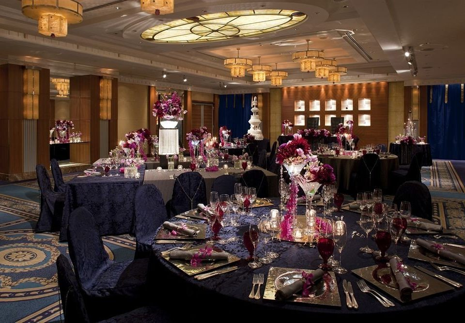 function hall banquet ceremony wedding reception ballroom wedding