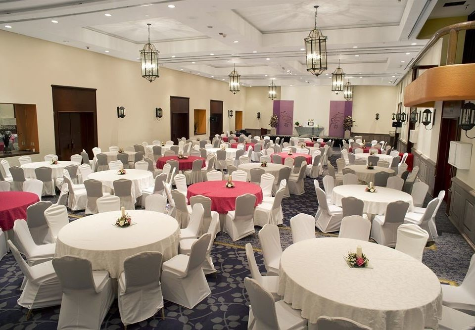 function hall chair banquet restaurant conference hall ballroom convention center conference room