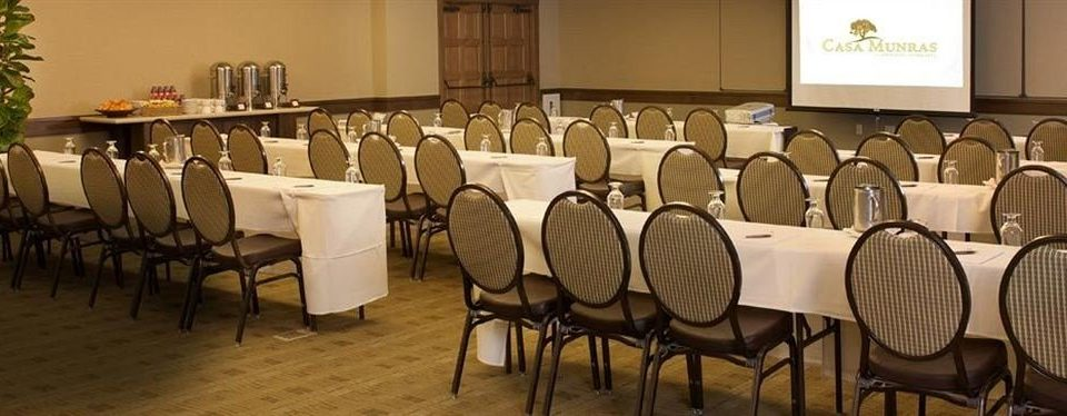 chair function hall banquet conference hall restaurant ballroom conference room