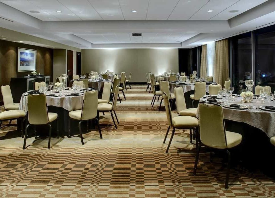 chair function hall conference hall restaurant convention center ballroom banquet