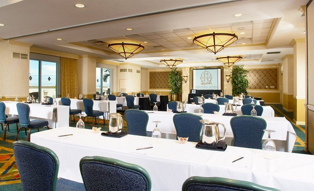 chair function hall conference hall restaurant convention center meeting banquet ballroom