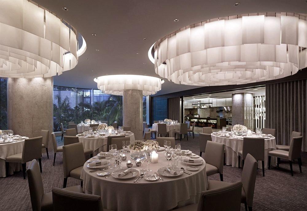 chair function hall lighting restaurant banquet ballroom convention center wedding reception