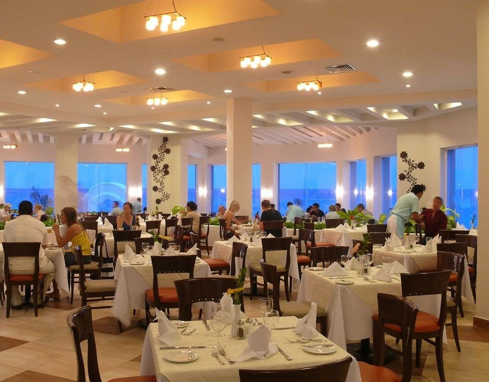 function hall scene restaurant convention center conference hall banquet ballroom convention