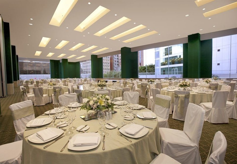 function hall restaurant banquet ballroom convention center conference hall dining table