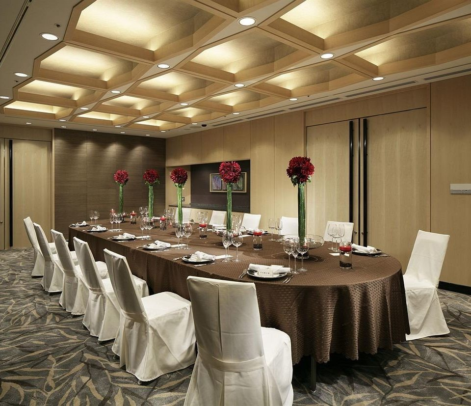 function hall banquet conference hall restaurant ballroom convention center meeting lined