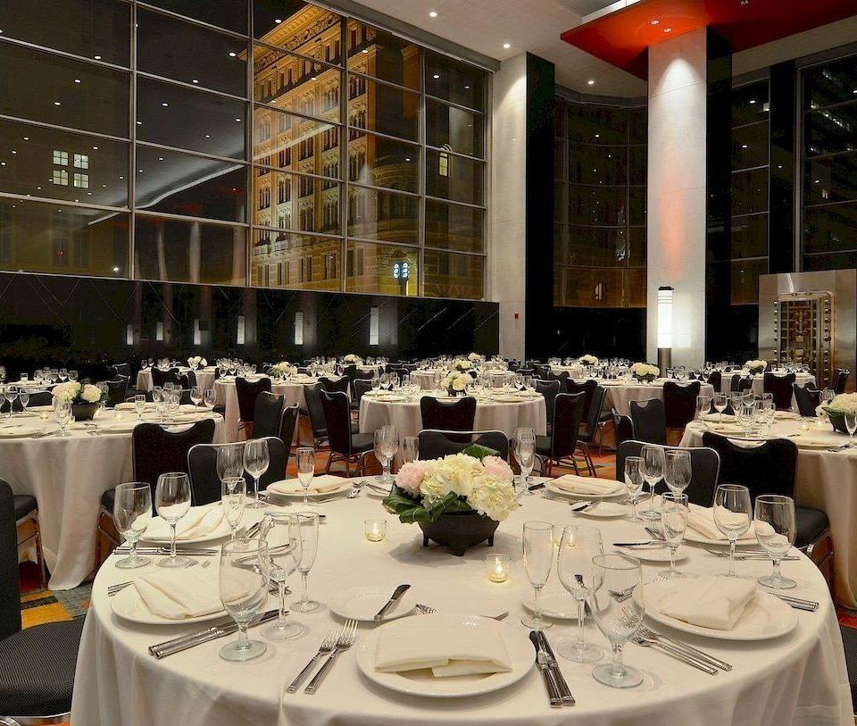 function hall restaurant banquet ballroom wedding reception dining table
